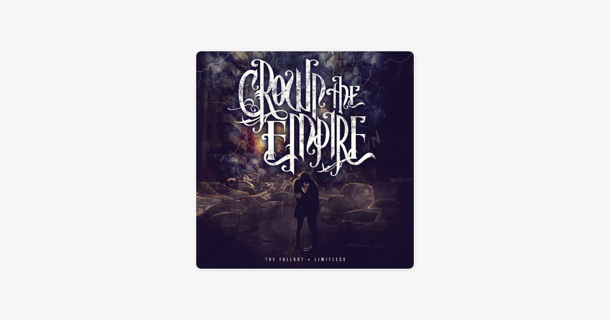 Crown The Empire The Fallout Album Art ‎The Fallout ...