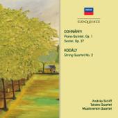 Sextet for piano, violin, viola, cello, clarinet & horn, Op. 37: 2. Intermezzo: Adagio