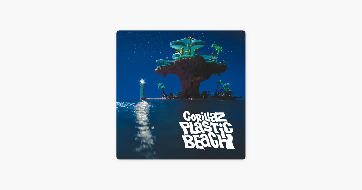 free iphone music plastic deluxe version by gorillaz on apple 1909