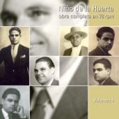 Niño de la Huerta - Una Flor Que Yo Corté: Guajiras (feat. Manolo Badajoz)