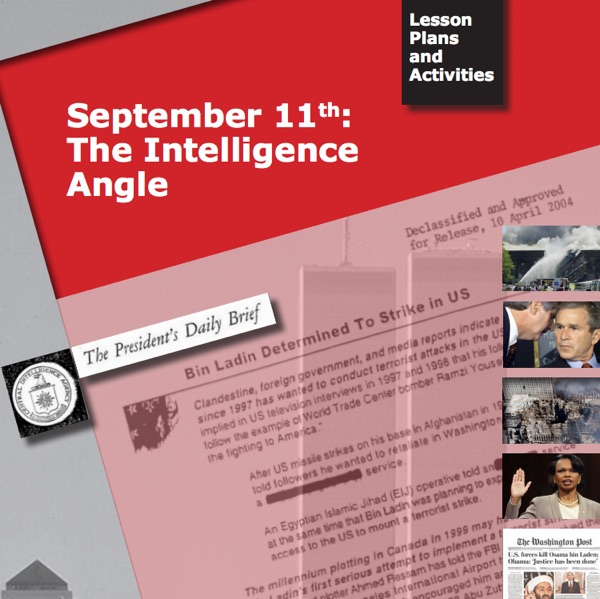 9/11: The Intelligence Angle