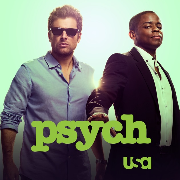 psych season 8 on itunes