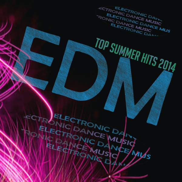 ‎Edm Top Summer Hits 2014 (Top 20 Hits Summer Dance 2014) by Various Artists