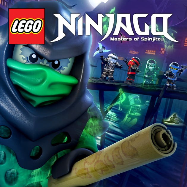 LEGO Ninjago: Masters of Spinjitzu, Season 5 on iTunes