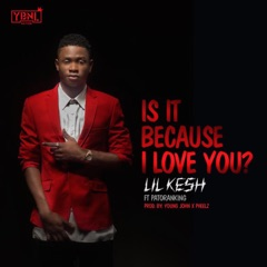 Is It Because I Love You (feat. Patoranking)