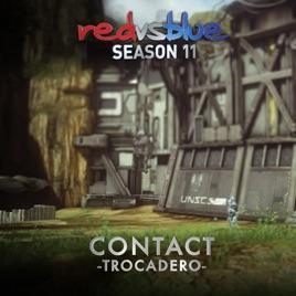 Contact - Single. Trocadero