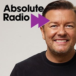 Ricky Gervais talks to Absolute Radio