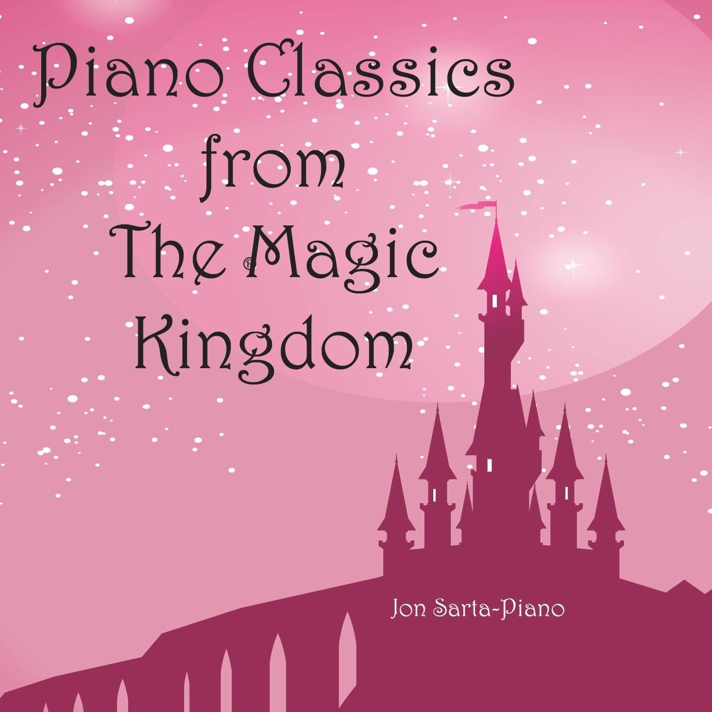 Piano Classics from the Magic Kingdom