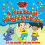 Action Songs: Wiggle & Shake - Tumble Tots - Tumble Tots