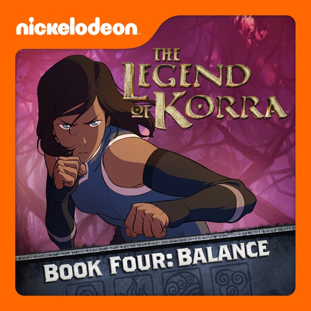 Avatar 2 Indicator Gana: The Legend Of Korra, Book 4: Balance On ITunes