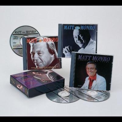 The EMI Years / The Capitol Years / Through the Years - Matt Monro