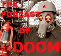 Podcast cover art for The Podcast of Doom