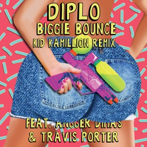 Biggie Bounce (Kid Kamillion Remix) [feat. Angger Dimas & Travis Porter] - Single Mp3 Download