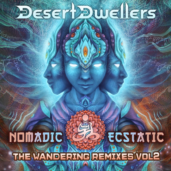 Nomadic Ecstatic: The Wandering Remixes, Vol. 2 - EP