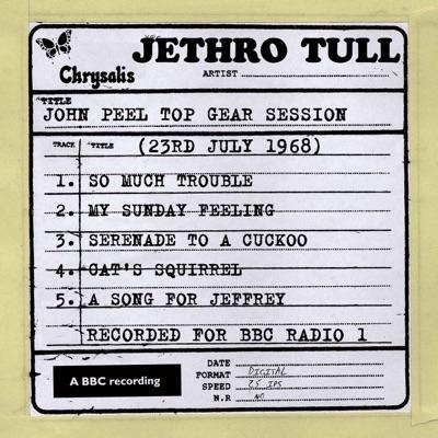 John Peel Top Gear Session: Jethro Tull (23rd July 1968) - EP - Jethro Tull