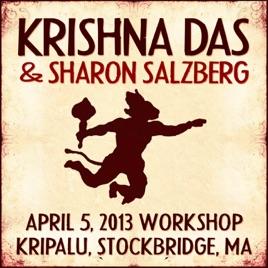 Live Workshop in Stockbridge, MA - 04/05/2013 by Krishna Das & Sharon  Salzberg