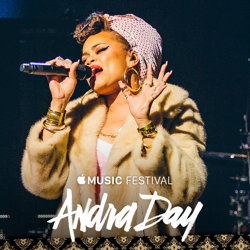 View album Andra Day - Apple Music Festival: London 2015 (Video Album)