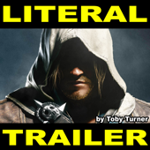 Literal Assassin's Creed 4: Black Flag Trailer