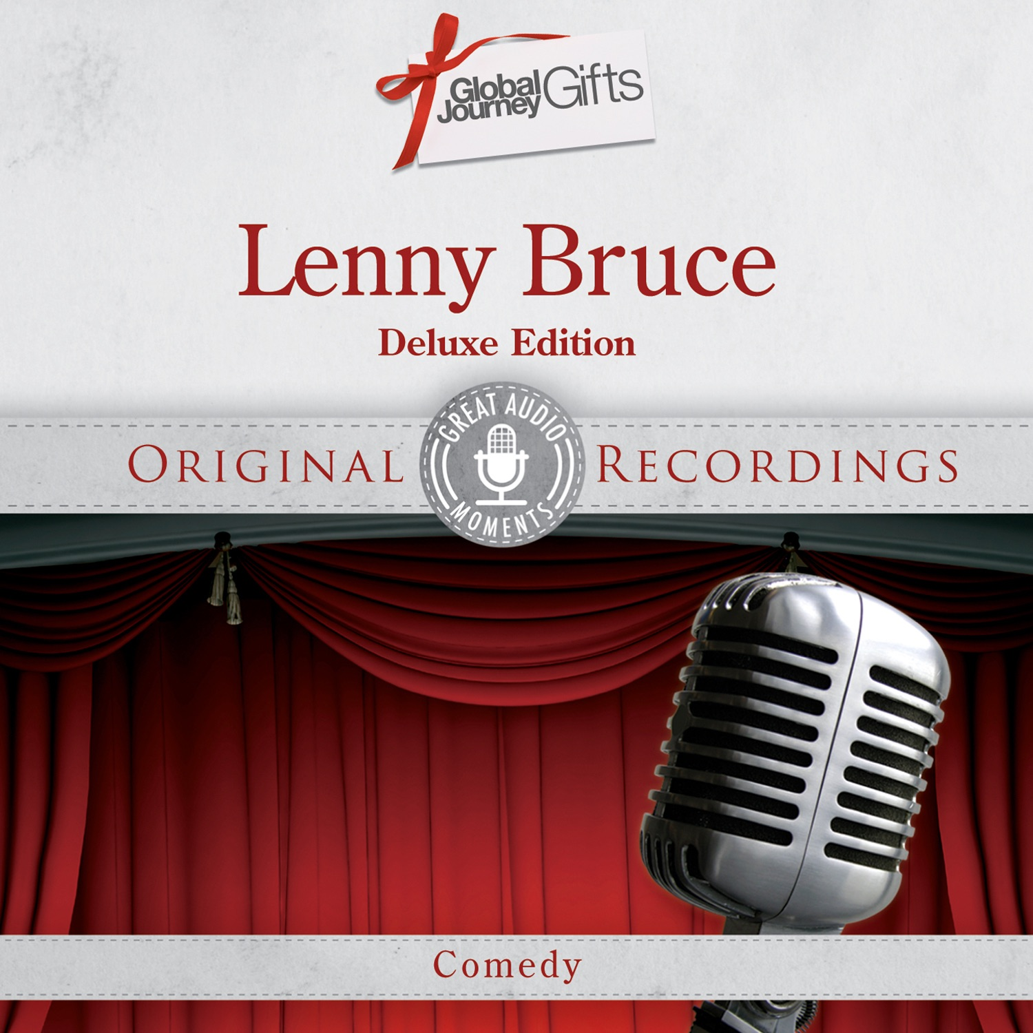 Great Audio Moments, Vol.33: Lenny Bruce
