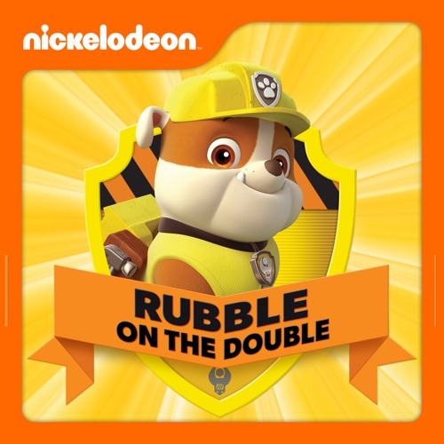 PAW Patrol, Rubble On the Double poster