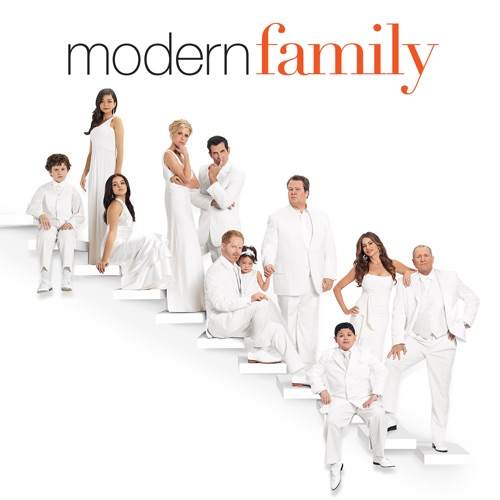 Modern Family, Season 3 movie poster