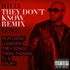 They Don't Know (Remix) [feat. Ludacris, Trey Songz, Tiara Thomas, T.I. & Emjay] - Single ジャケット写真