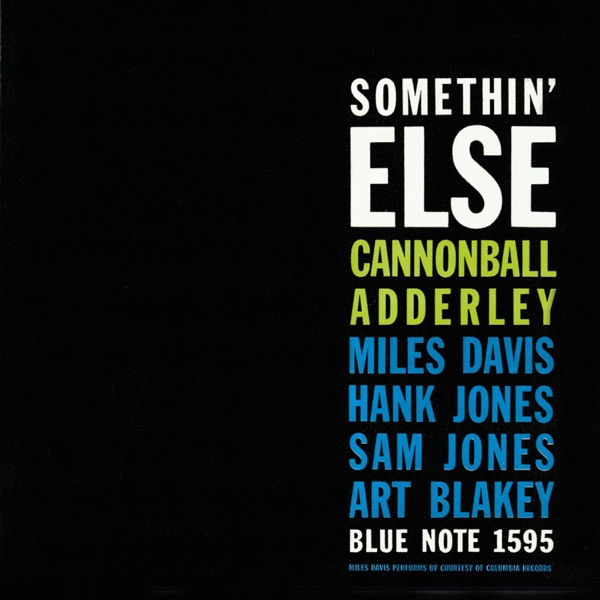Cannonball Adderley - One For Daddy-O