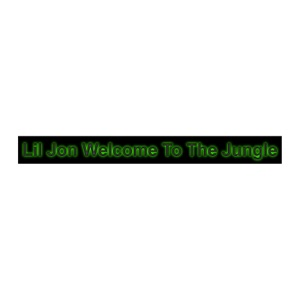 Welcome To the Jungle - Single Mp3 Download