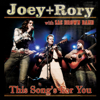 Joey + Rory - This Song's for You (feat. Zac Brown Band) artwork