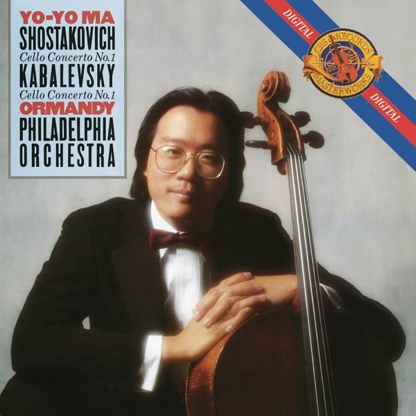 Shostakovich, Kabalevsky: Cello Concertos