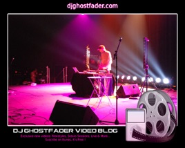 Dj Ghostfader Video Blog: Myst'X-Files Promo Video No 2: Dj