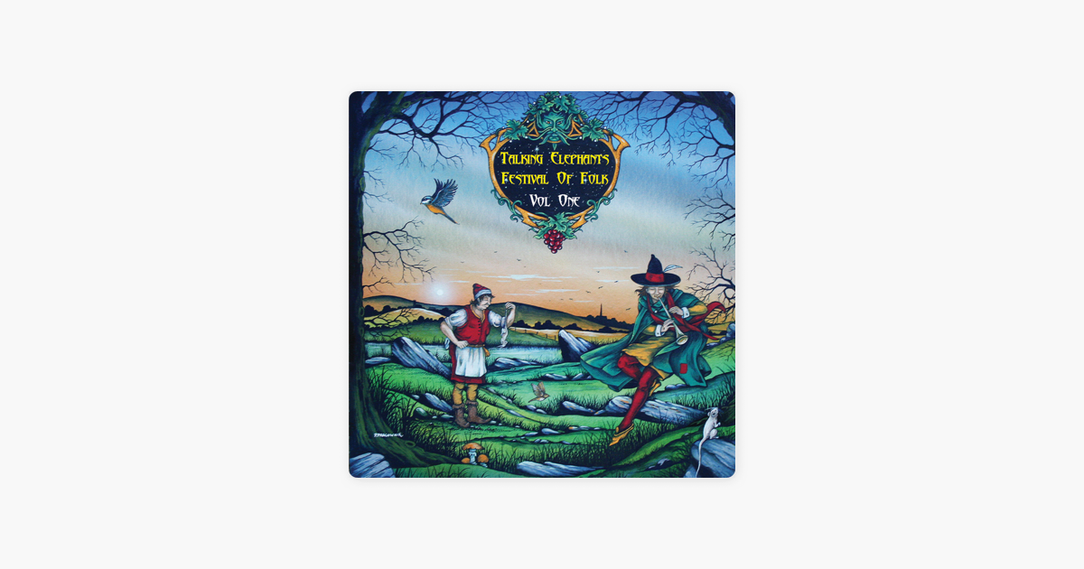 The Festival of Folk Volume One by Various Artists