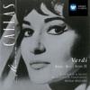 Verdi: Arias II, Maria Callas
