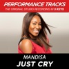 Just Cry Performance Tracks EP