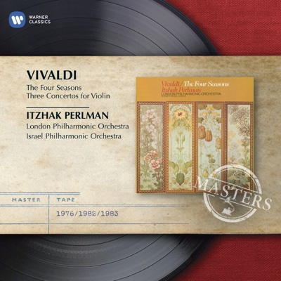 Vivaldi: The Four Seasons - Itzhak Perlman, London Philharmonic Orchestra & Israel Philharmonic Orchestra album