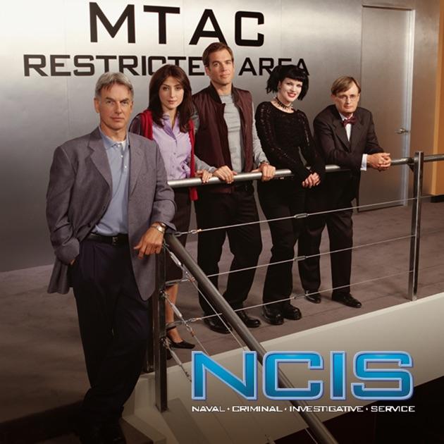 ncis season 1 on itunes