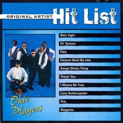 Original Artist Hit List - Ohio Players