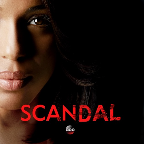 Scandal, Season 4 poster