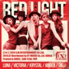 The 3rd Album 'Red Light' ジャケット写真