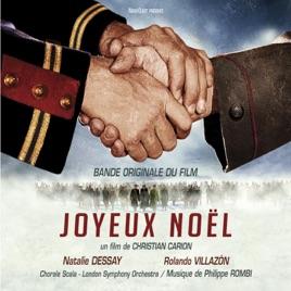 Joyeux Noel Apple.Joyeux Noel Original Soundtrack Recording By Natalie Dessay London Symphony Orchestra Philippe Rombi Rolando Villazon