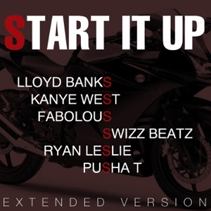 Start It Up (feat. Kanye West, Swizz Beatz, Ryan Leslie, Pusha T & Fabolous) [Remix] - Single Mp3 Download