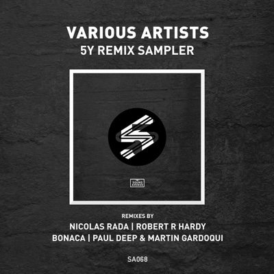 5Y SA Remix Sampler - Arnas D, Kastis Torrau & Lonya album