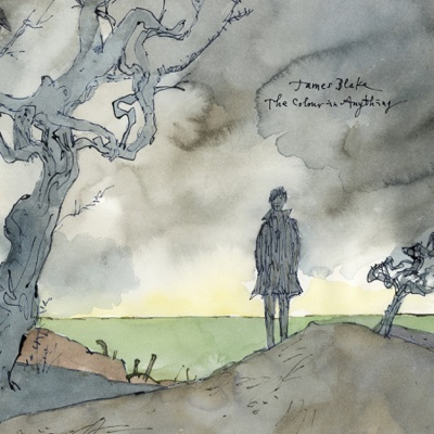 The Colour in Anything - James Blake album
