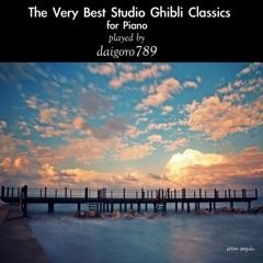 The Very Best Studio Ghibli Classics for Piano