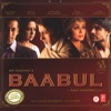 Baabul (Original Motion Picture Soundtrack)