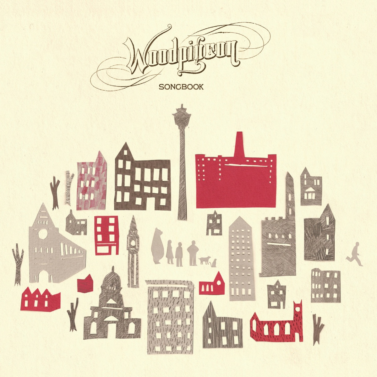 Songbook Woodpigeon CD cover