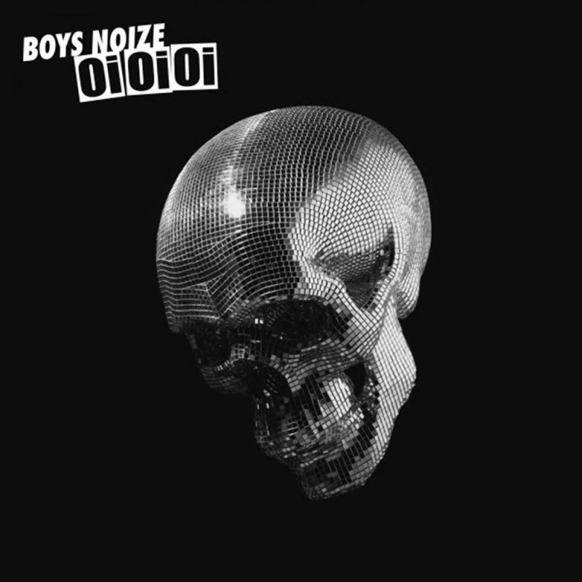Oi Oi Oi Boys Noize CD cover