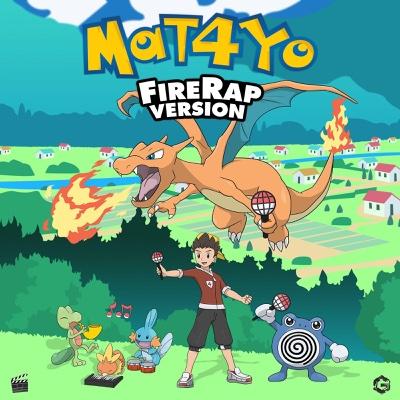 Fire Rap Version - Mat4yo album