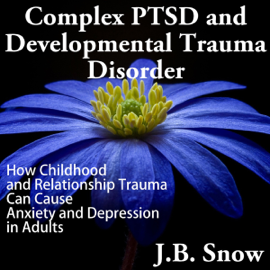 Complex PTSD and Developmental Trauma Disorder: How Childhood and Relationship Trauma Can Cause Anxiety and Depression in Adults (Transcend Mediocrity, Book 126) (Unabridged) audiobook