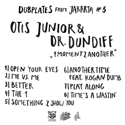 Otis Junior & Dr Dundiff